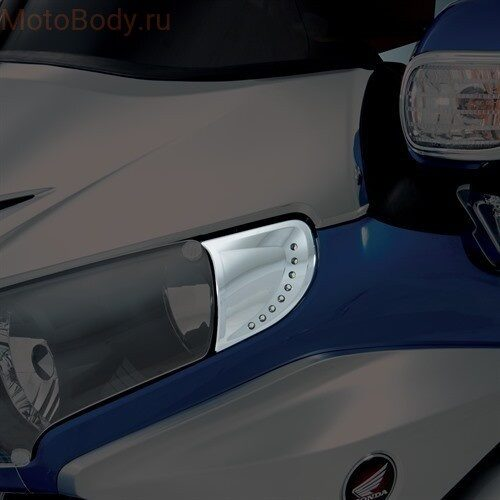 Окончание ламп LED  Honda GL 1800 / BIG BIKE PARTS (BB 52-811)